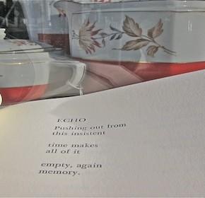 Jen Benka: Poemgraphs