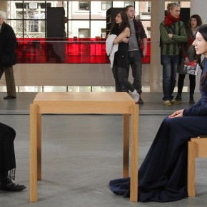 The Artist Is Present: J. Mae Barizo on Marina Abramović