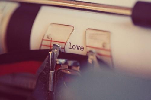 Love Typewriter