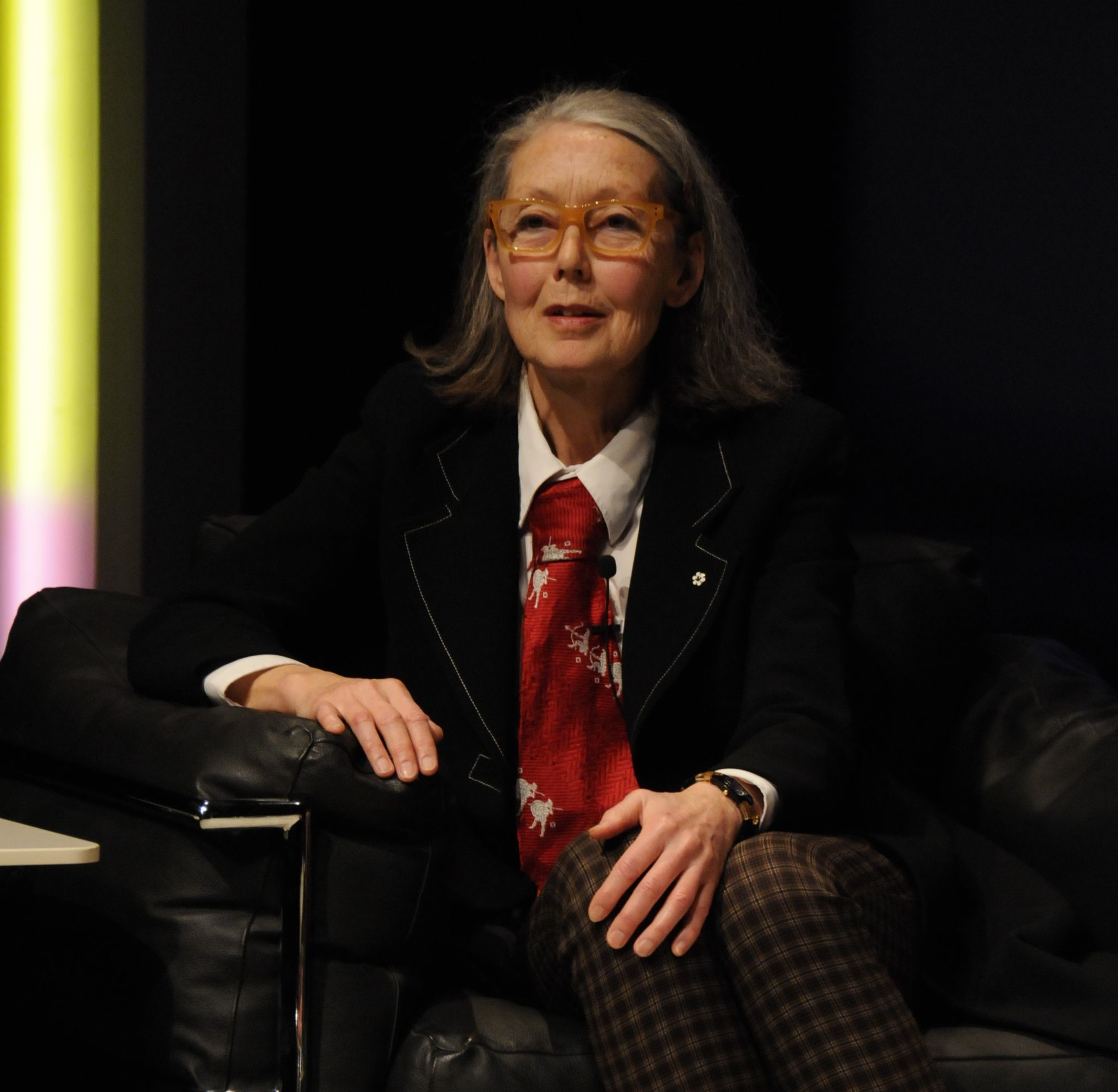 Anne Carson Net Worth