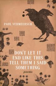 Diego Báez on Paul Vermeersch