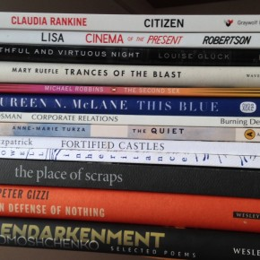 A Few of My Favorite Things 2014: Poetry