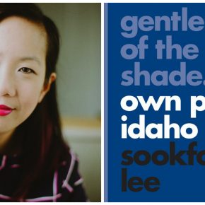 From Gentlemen of the Shade: Jen Sookfong Lee